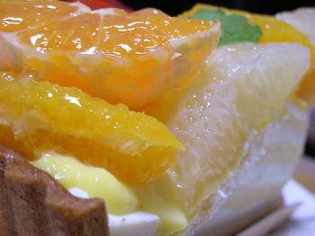 BUZZSEARCH(丸の内)-柑橘のレアチーズタルト2.JPG