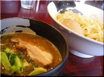 あらとん(札幌)-辛つけ麺1.JPG