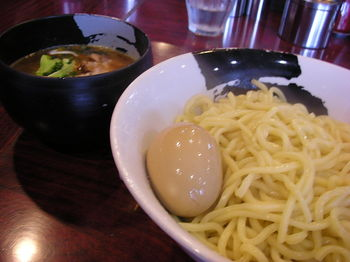 あらとん(札幌)-辛つけ麺2.JPG