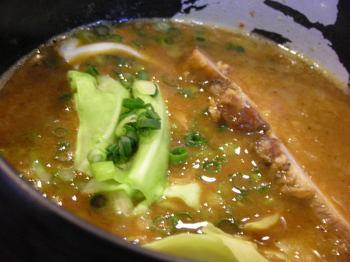 あらとん(札幌)-辛つけ麺4.JPG