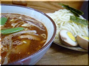はじめ(藤沢)-味噌つけ麺1.JPG