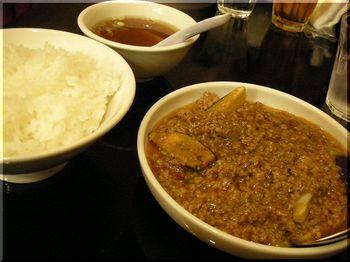 アジアン食房(平塚)-麻婆ナス1.JPG