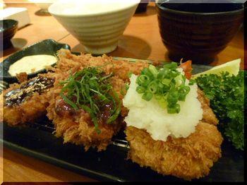 新宿さぼてん(平塚)-ひとくちヒレカツ食べくらべ定食2.JPG