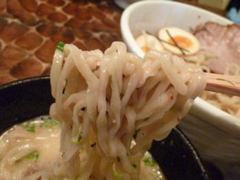 明かり家(厚木)-チャーシューつけ麺3.JPG