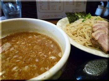来い家(小田原)-つけ麺1.JPG