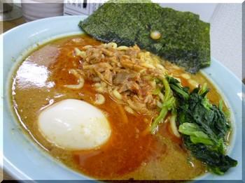 麺太郎(平塚)-辛味噌ラーメン2.JPG