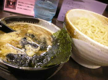 麺屋元助(平塚)-つけ麺1.JPG