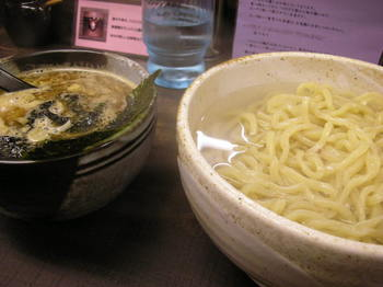 麺屋元助(平塚)-つけ麺2.JPG